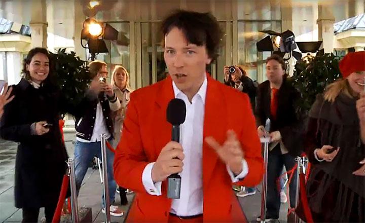 |Videoreporter - Personeelsfeest