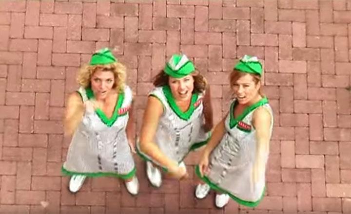 Congresfilmpjes - Videoclip